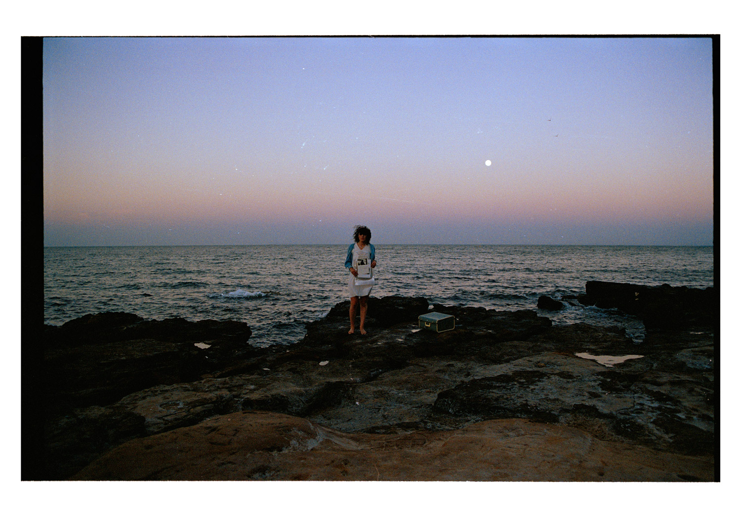 Away with it all [by dawn] 2010 (2013). Archival Inkjet Print on Hahnemühle Photo Rag. 48 x 33cm. Edition of 5 + 2AP,