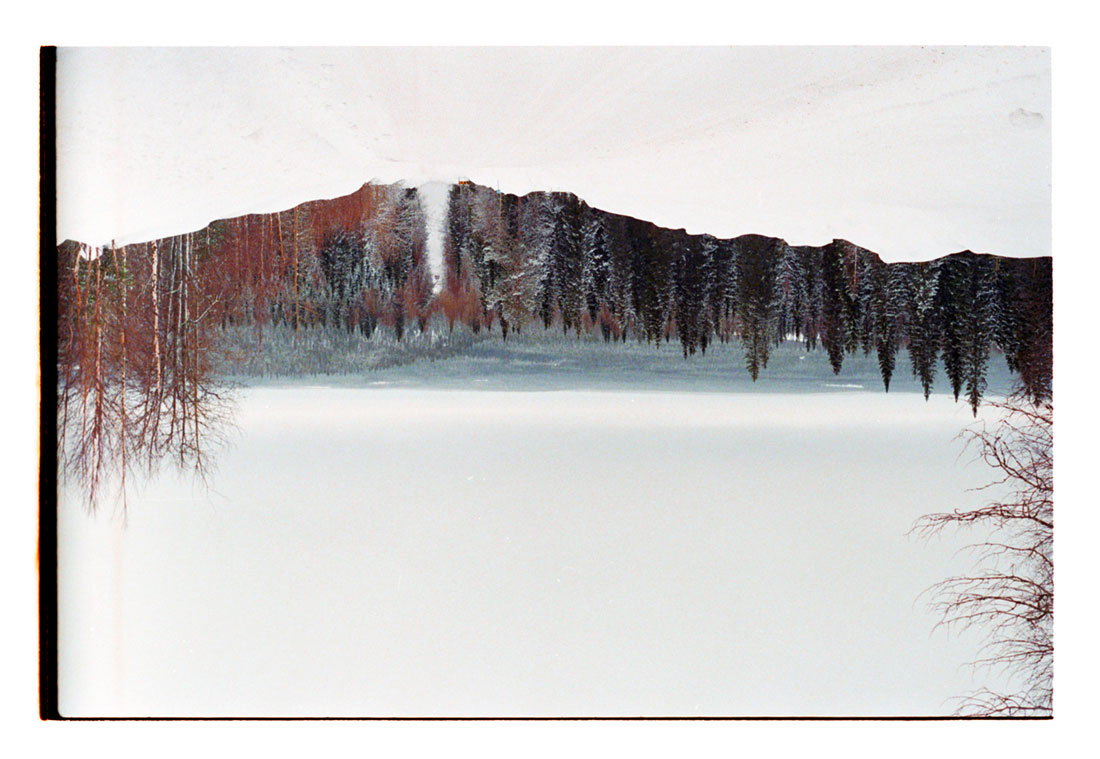 The Long Road [Irretrievable]. 2012 [2013]. Archival Inkjet Print on Hahnemühle Photo Rag. 48 x 33cm. Edition of 5 + 2AP.