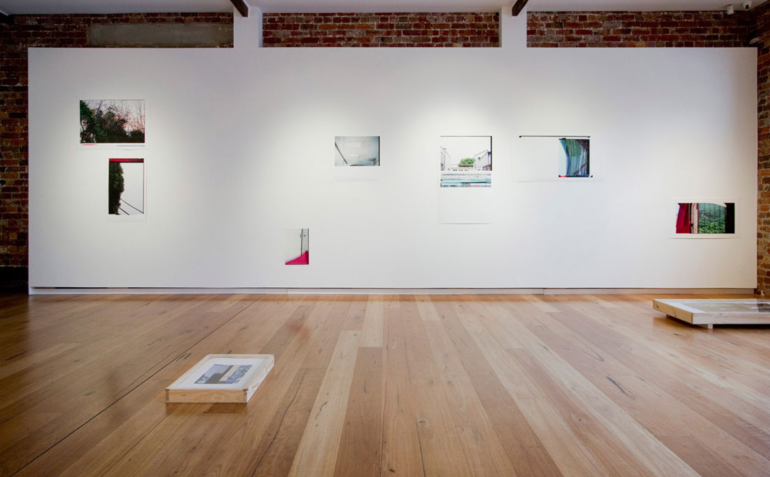 A Way With It All. Installation View at Beam Contemporary, Melbourne, Australia. 2013