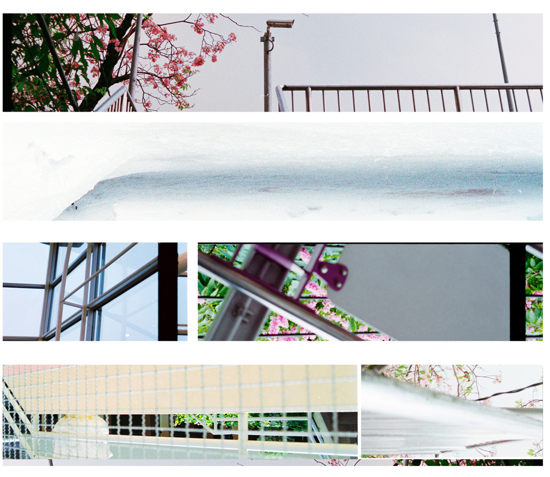 Various Fragments of Departure, 2010-2012. Archival Inkjet Print on Hahnemühle Photo Rag. 90x112cm. Edition of 5+ 2 Ap.