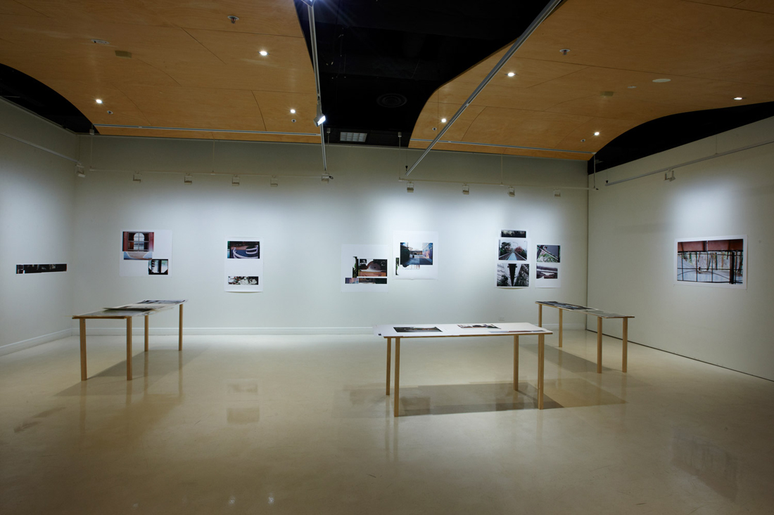 A Room for Ordering Memory. 2012. Installation View. Counihan Gallery.