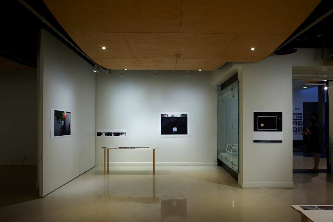 A Room for Ordering Memory. 2012. Installation View. Counihan Ga