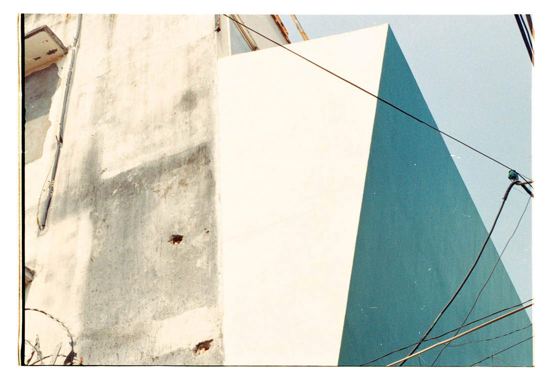 The Gesture of Geometry [The Edge of the City]. 2015. Archival Inkjet Print on Hahnemühle Photo Rag. 52 x 37cm. Edition of 5 + 2 AP.