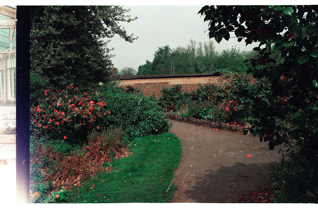 A Winding Path, [is] a Metaphor. 2007-2010. Archival Inkjet Print on Hahnemühle Photo Rag. 60x40cm. Edition of 5 + 2 Ap.
