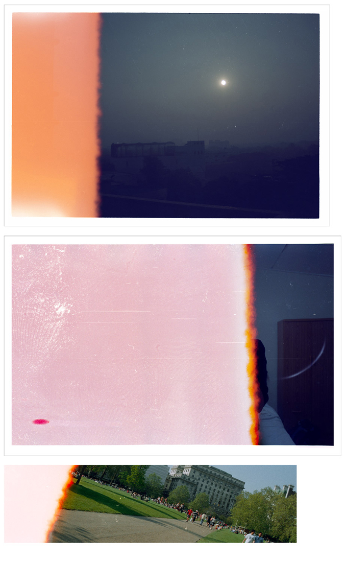 An Interruption [Verticle] . 2007-2010. Archival Inkjet Print on Hahnemühle Photo Rag. 112x70cm. Edition of 5 + 2 Ap.