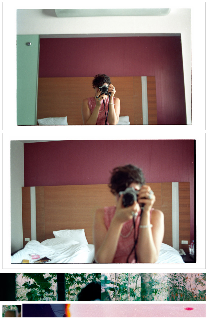 The Distance Became Closer. 2007-2010. Archival Inkjet Print on Hahnemühle Photo Rag. 112x70cm. Edition of 5 + 2 Ap.