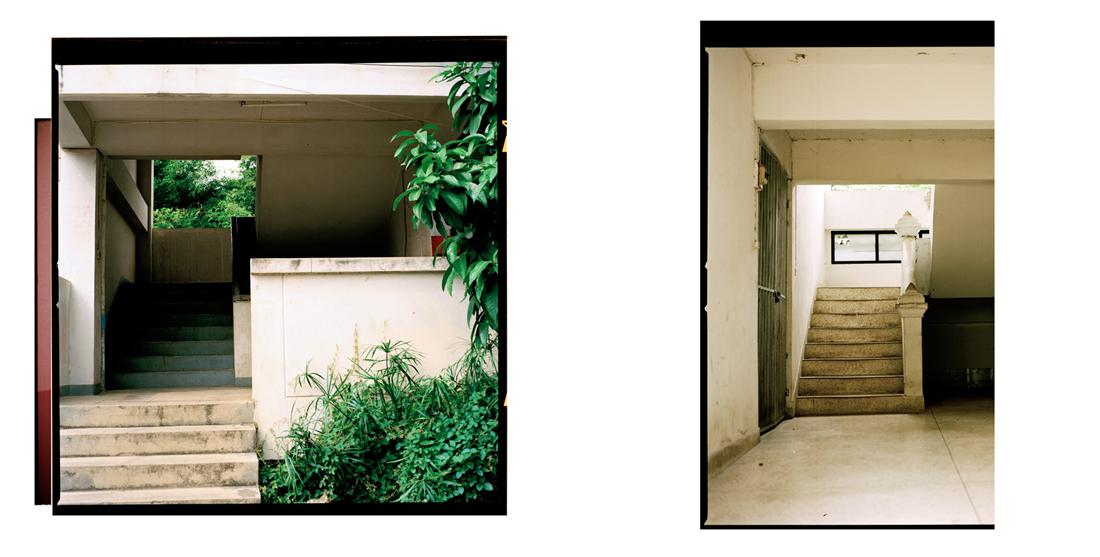 3.4 In the Interim [Garden Interiors]. 2010 [2011]. Archival Inkjet Print on Hahnemühle Photo Rag 112 x 60cm. Edition of 5 + 2 AP.