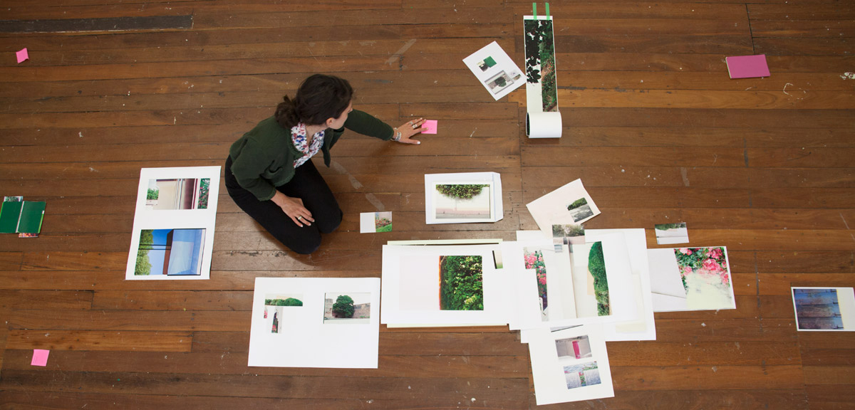 PICA Studio Residency Program documentation. 2016. Photo credit: Karina Castan.