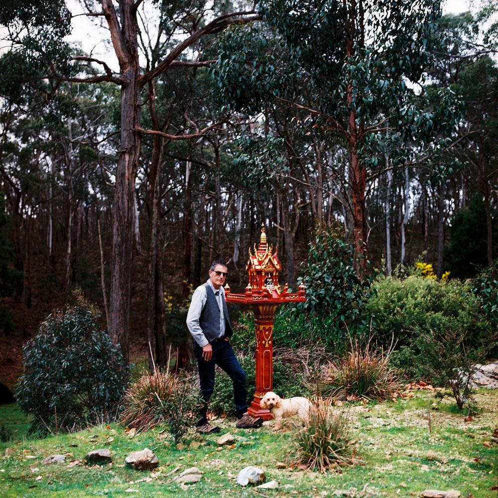 Gardener Archive. 2016. Robert, in his garden in Daylesford, Victoria, Australia