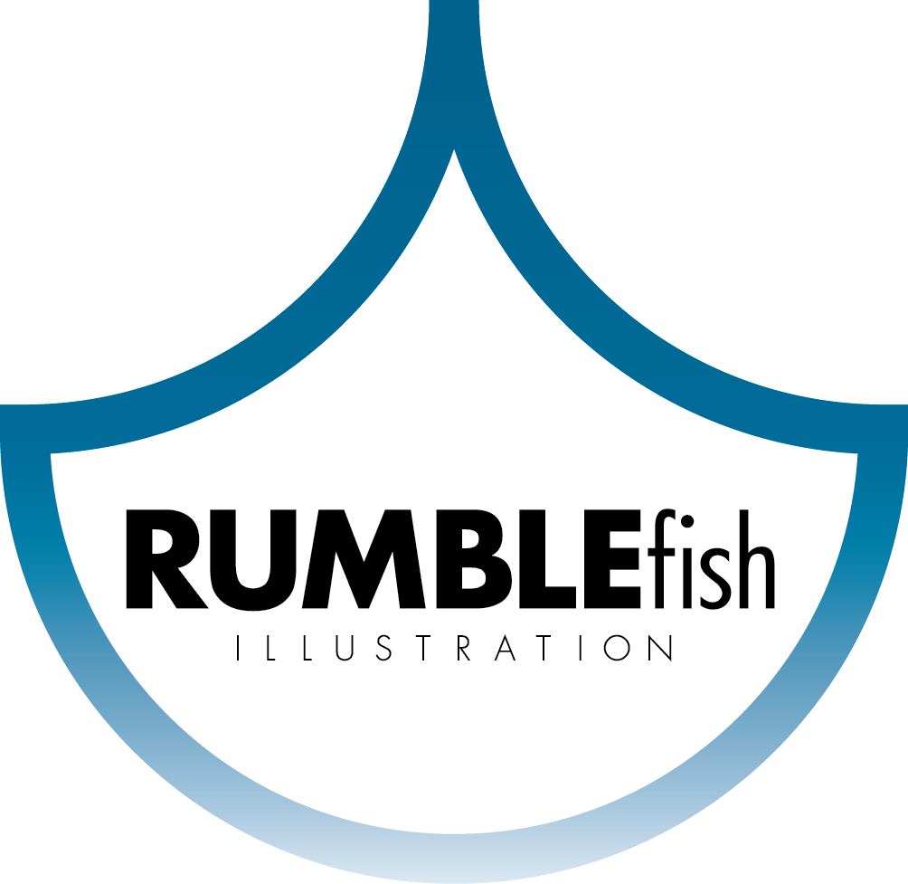 Rumblefish Full Logo