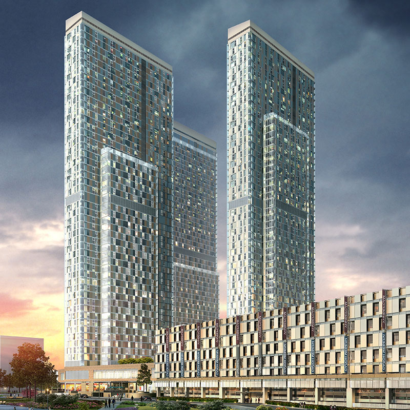 Moscow Mixed Use Development