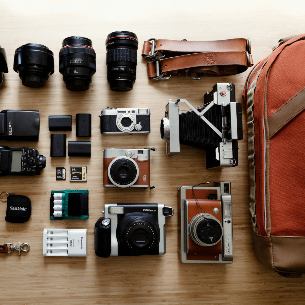 my gear & how i use it    A detailed gear list and how I use each tool & lens in my bag