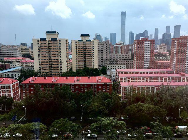 Beijing. 30 de agosto. Nova vista. #beijing #landscape #buildings #chaoyangpark #iphoneography #iphone6s — view on Instagram  https://ift.tt/2PiB9W9