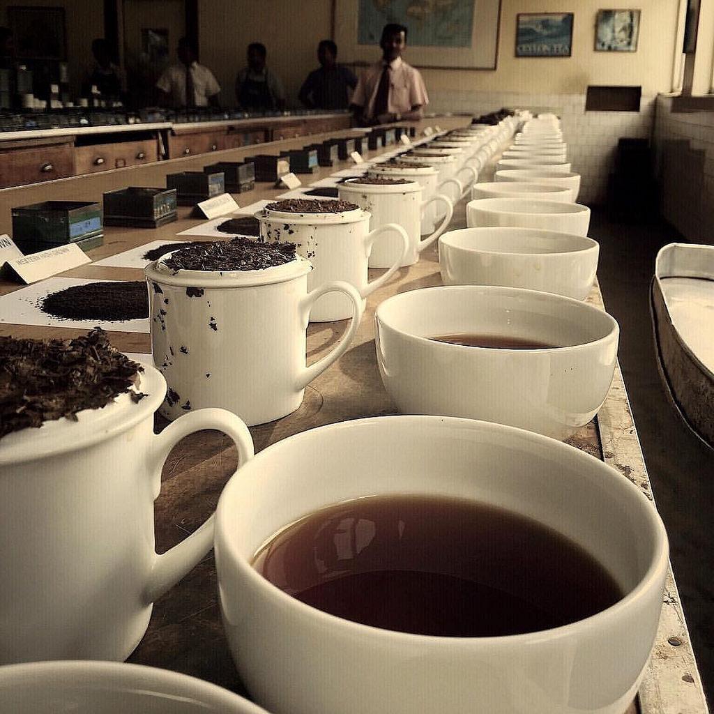 Ceylon Tea #tea #factory #ceylon #sri_lanka #colombo #tradition #cup #old