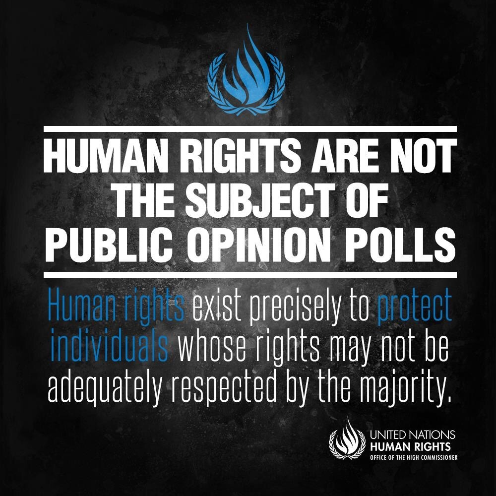 Just a quick reminder about #humanrights #UNHRC