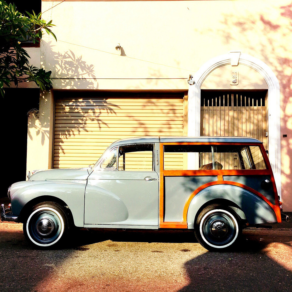 Woody #colombo #cars #woody #street_photography #hipstamatic