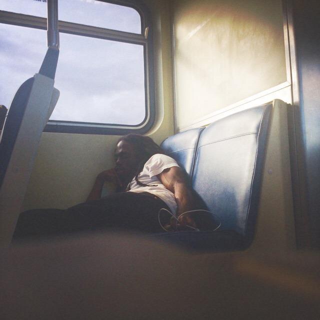 #Metrorail #miami #street_photography