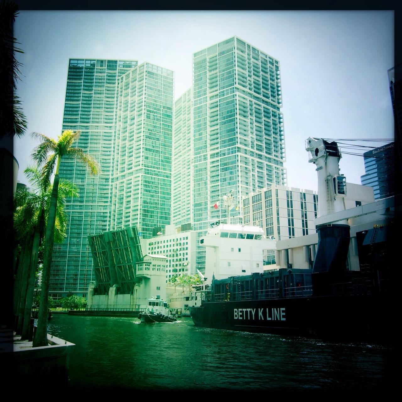#miami #downtown #riverwalk