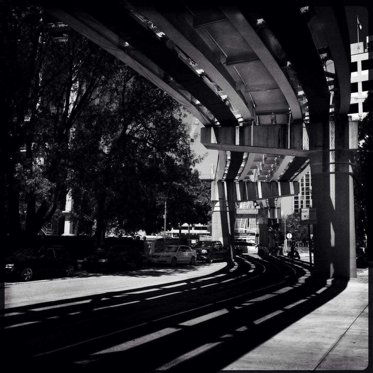 Eight street station