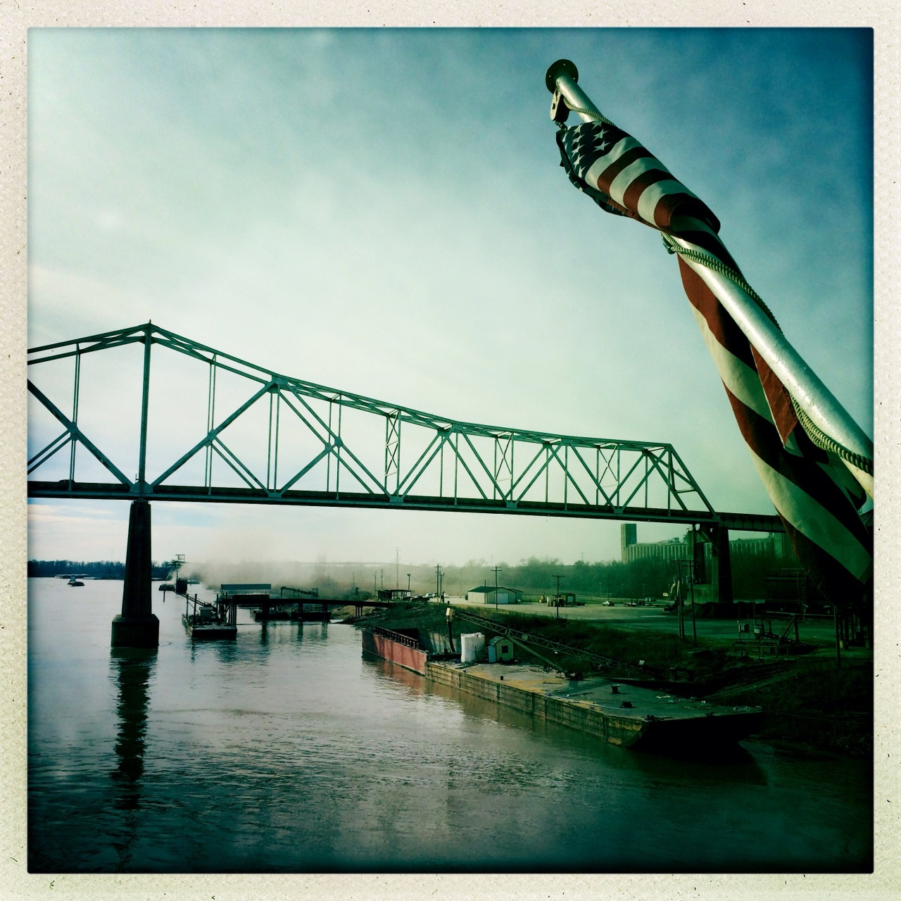 America's Industrial River #Mississippi #Elena