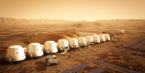 From 200K to 1K: Mars One cuts applicant pool for Mars colony by 99.5%   Rebecca Grant,  venturebeat.com    More than 199,000 people had their dreams of going to Mars (and never returning) crushed today.  Mars One dramatically slashed its applicant pool, whittling the candidates from 200,000 down to 1,058, meaning only one-half-of-one perce…     When I read about this experiment, I can't avoid to compare it to the first settlers of the Americas; they too went to a New World on a one-way trip and they too died in droves.
