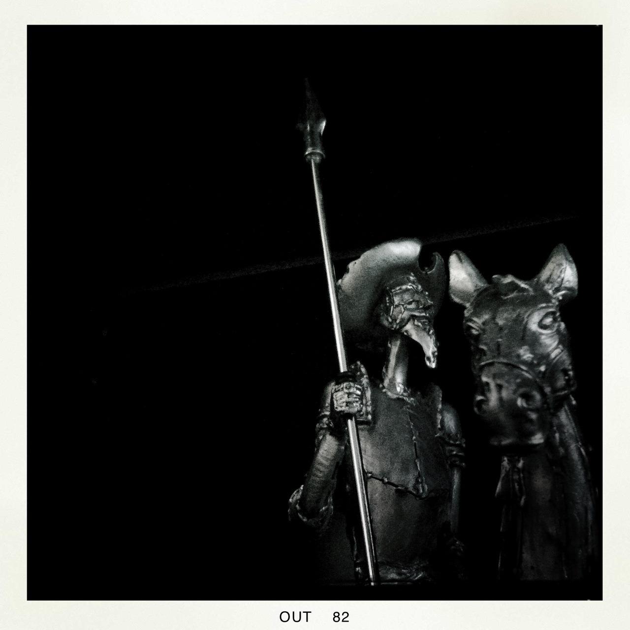 D. Quixote. El caballero de la triste figura. Le gusto.