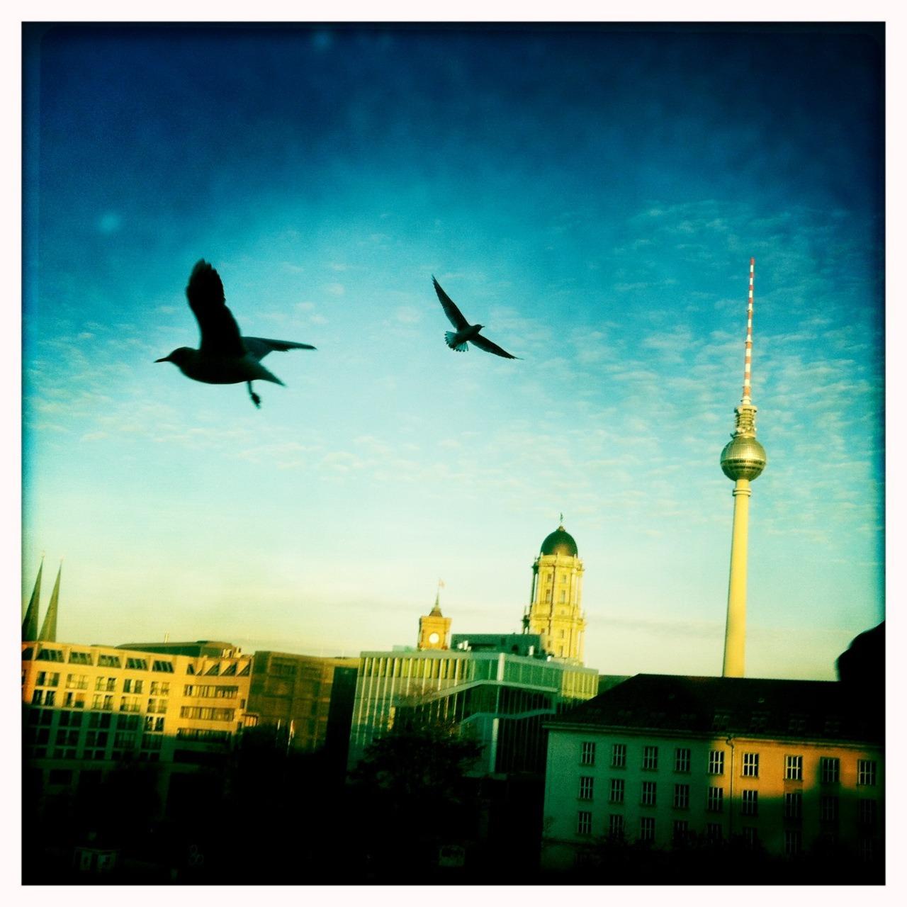 Berlim Oriental  John S Lens, Blanko Film, No Flash, Taken with  Hipstamatic