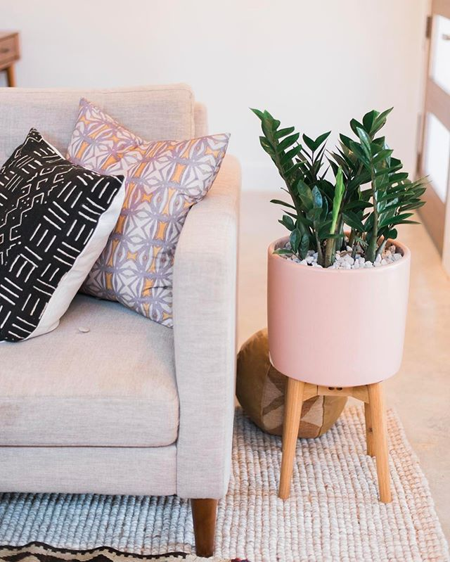 Cozy details in this house styled by @thebirdhome giving me all sorts of heart eyes!