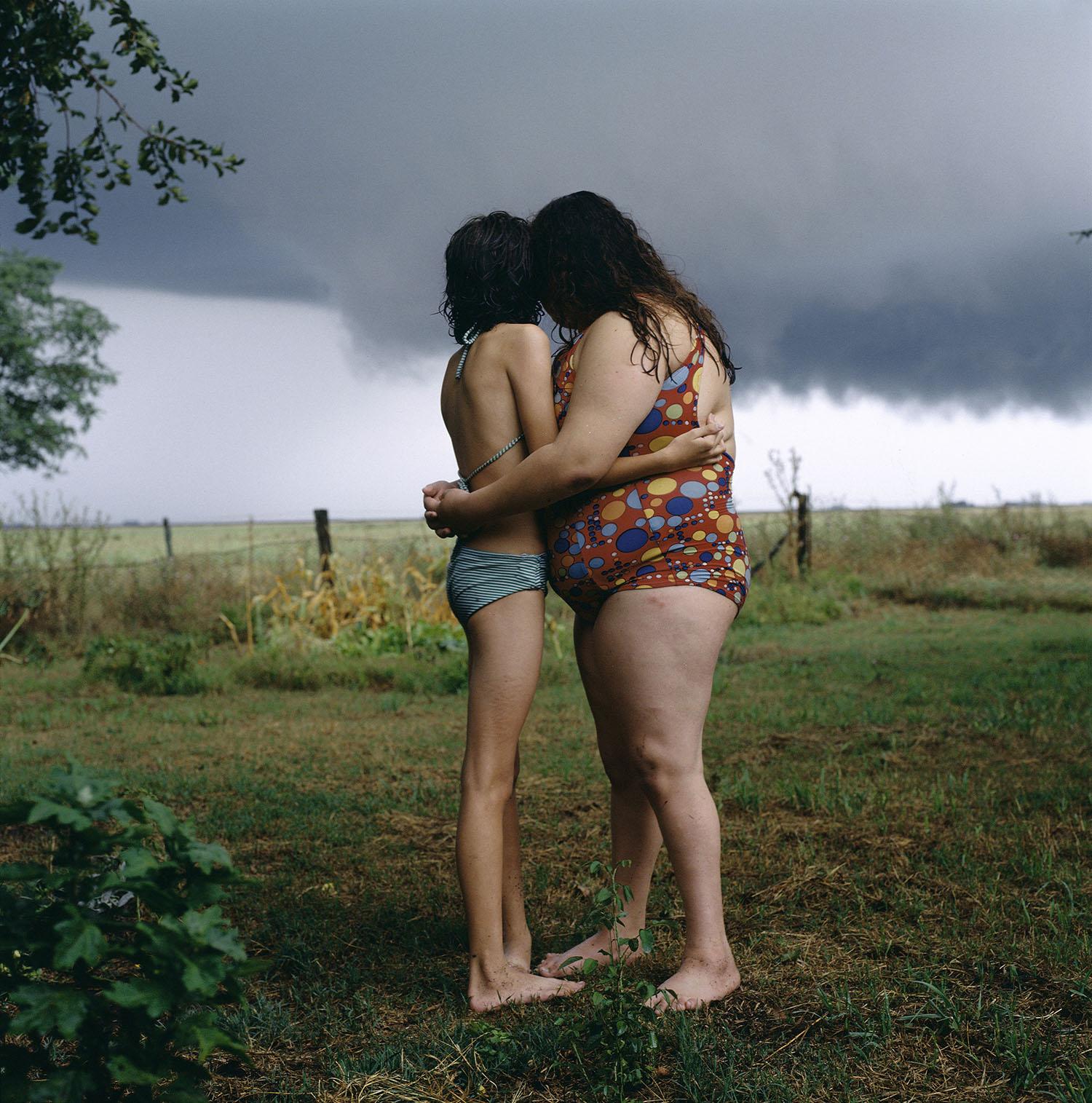 Alessandra Sanguinetti,  The Black Cloud , 2000. © Alessandra Sanguinetti / Magnum Photos