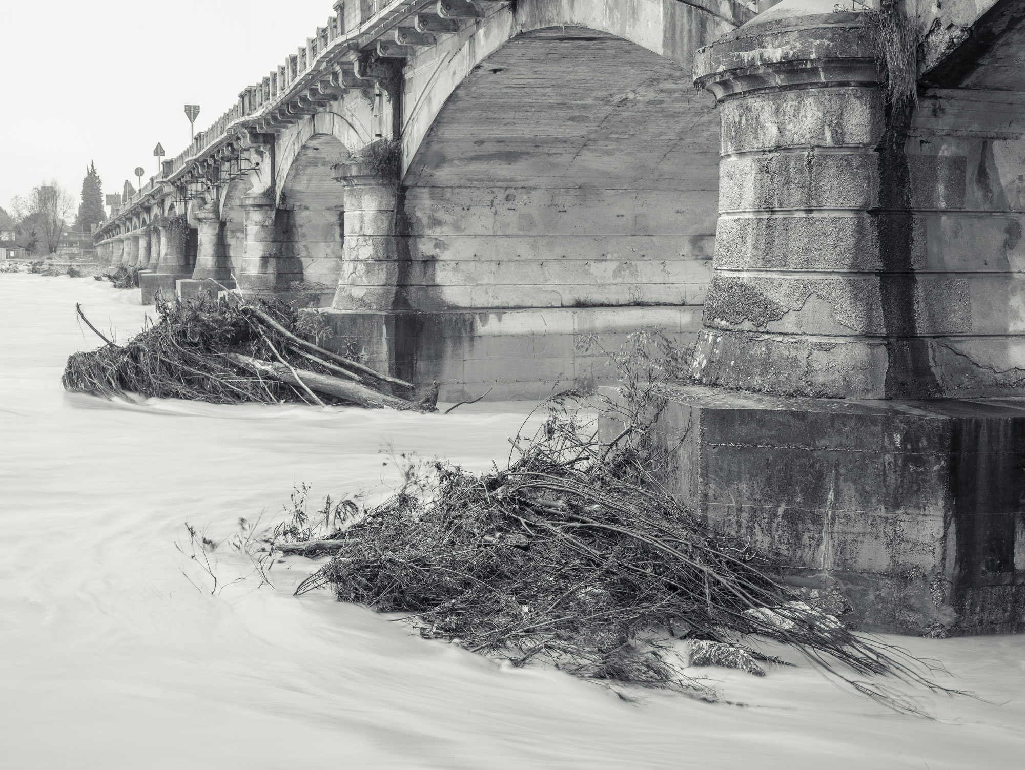 Fiume Piave: The Flood   Treviso - Italy // September 2014
