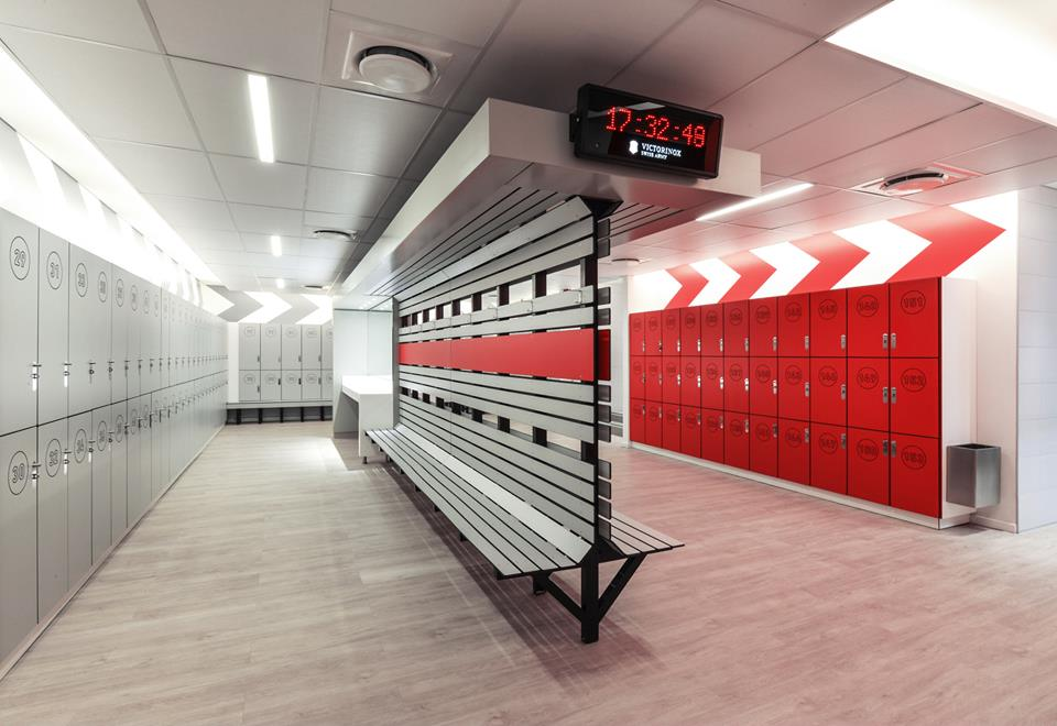 Fitness Fitout - Gym Furniture Fitout