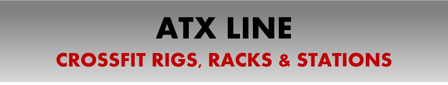 ATX LINE - CROSSFIT RIGS, RACKS & STATIONS