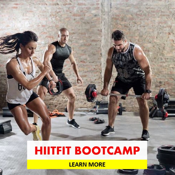 HIITFIT BOOTCAMP ACCESSORIES