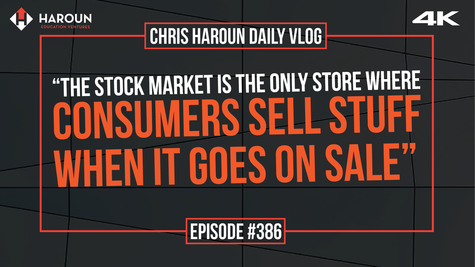"VLOG_386_8_21_2019_""The Stock Market is the ONLY Store Where Consumers SELL Stuff When it Goes on SALE"".png"