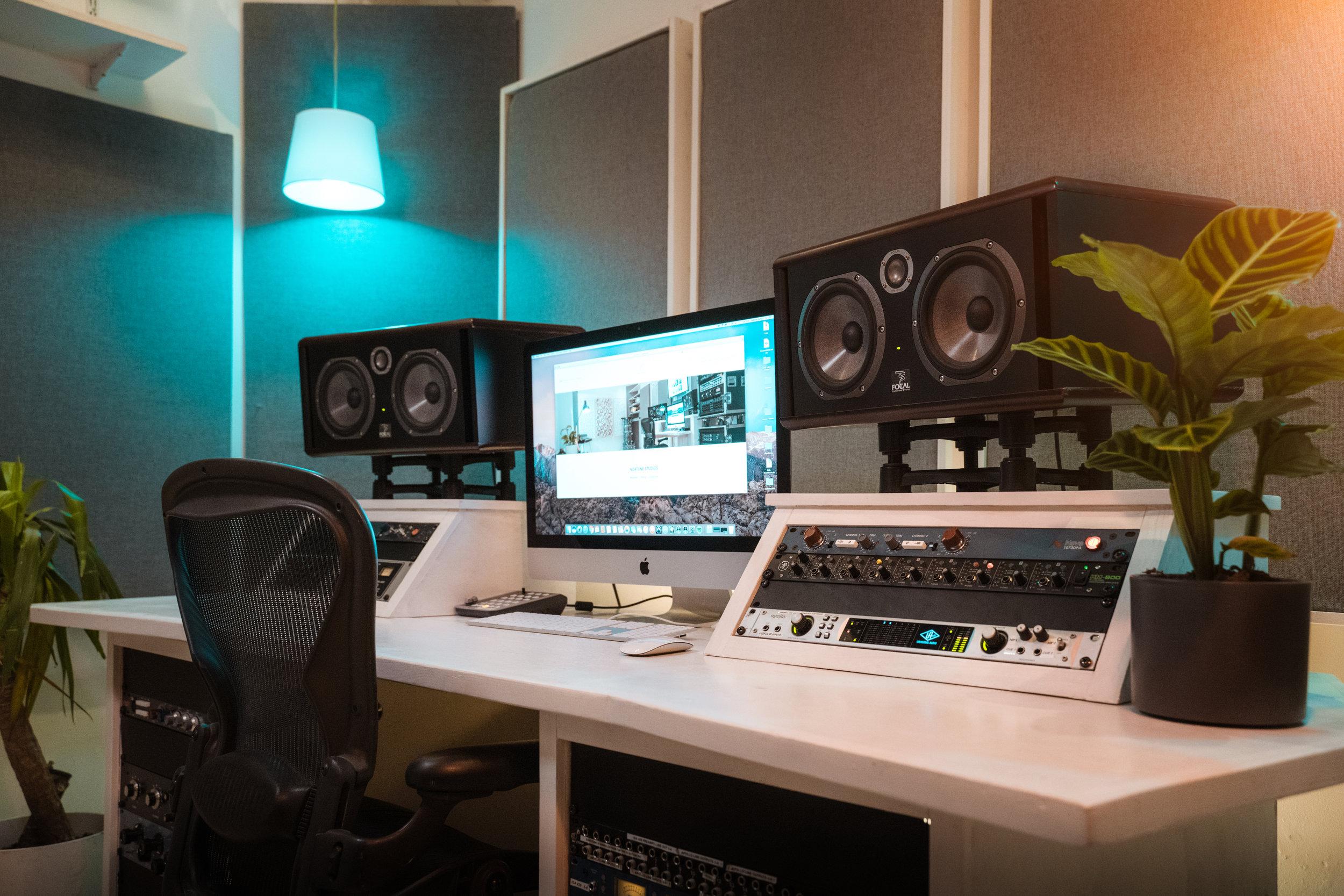 Studio B - More Info ->