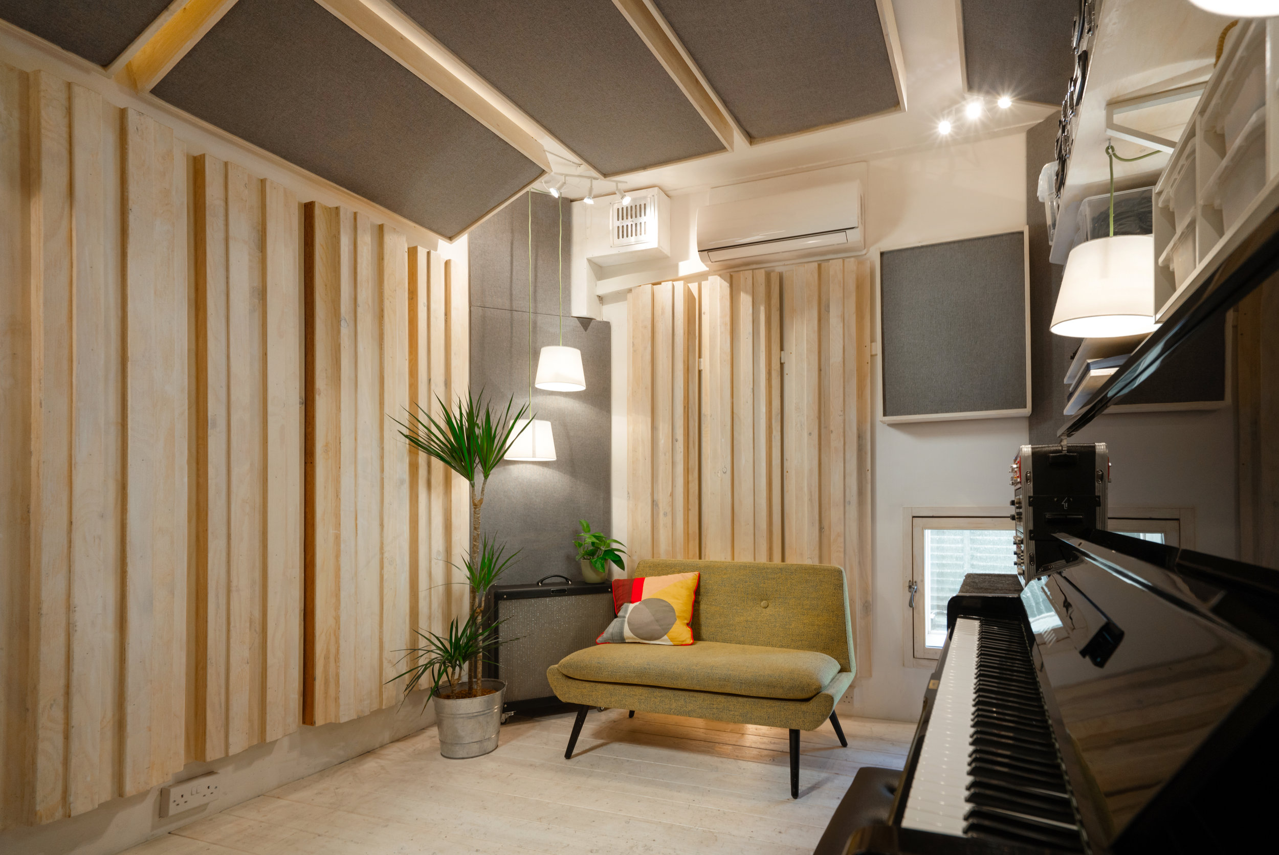 Studio A - More Info ->
