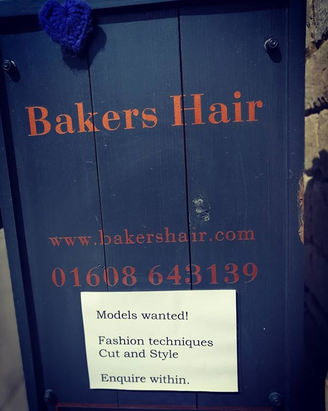 Model wanted!! For fashion techniques and cut and style. With selected stylist on selected days! Enquire within the salon.