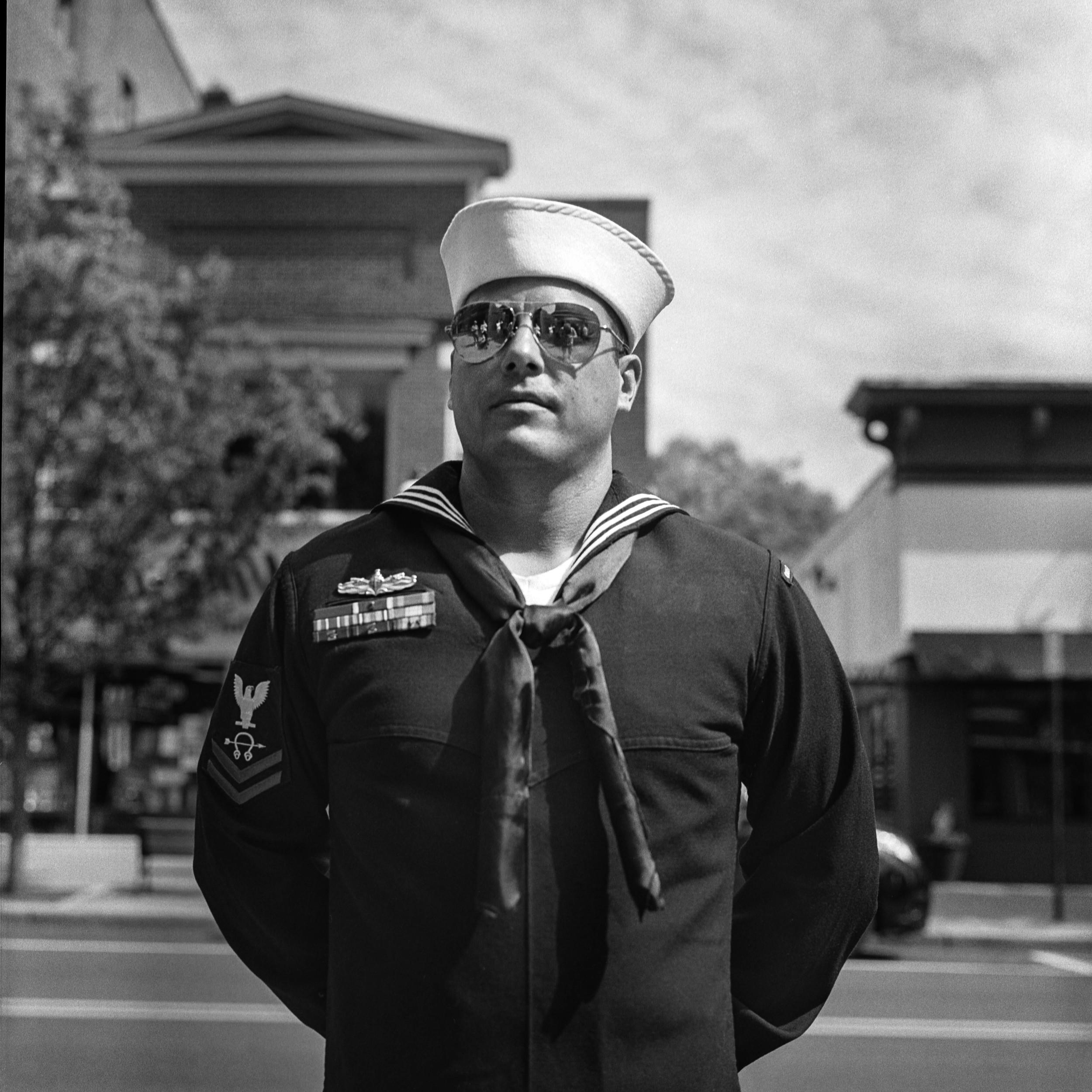 A Navy Man - 2015