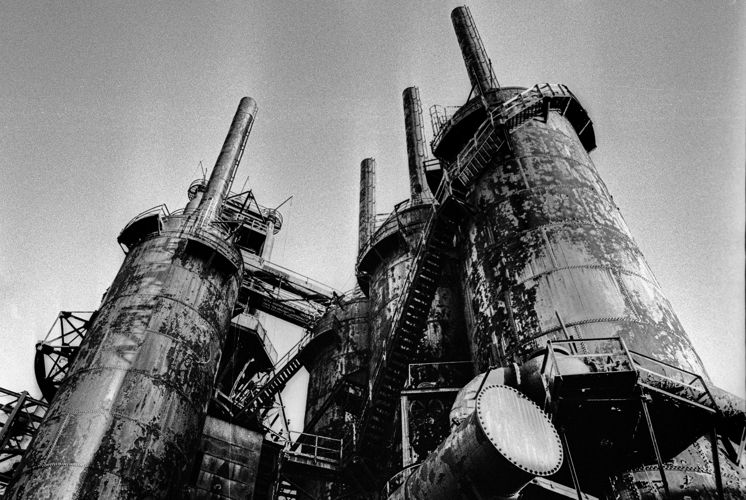 Steelworks, Bethlehem - 2015