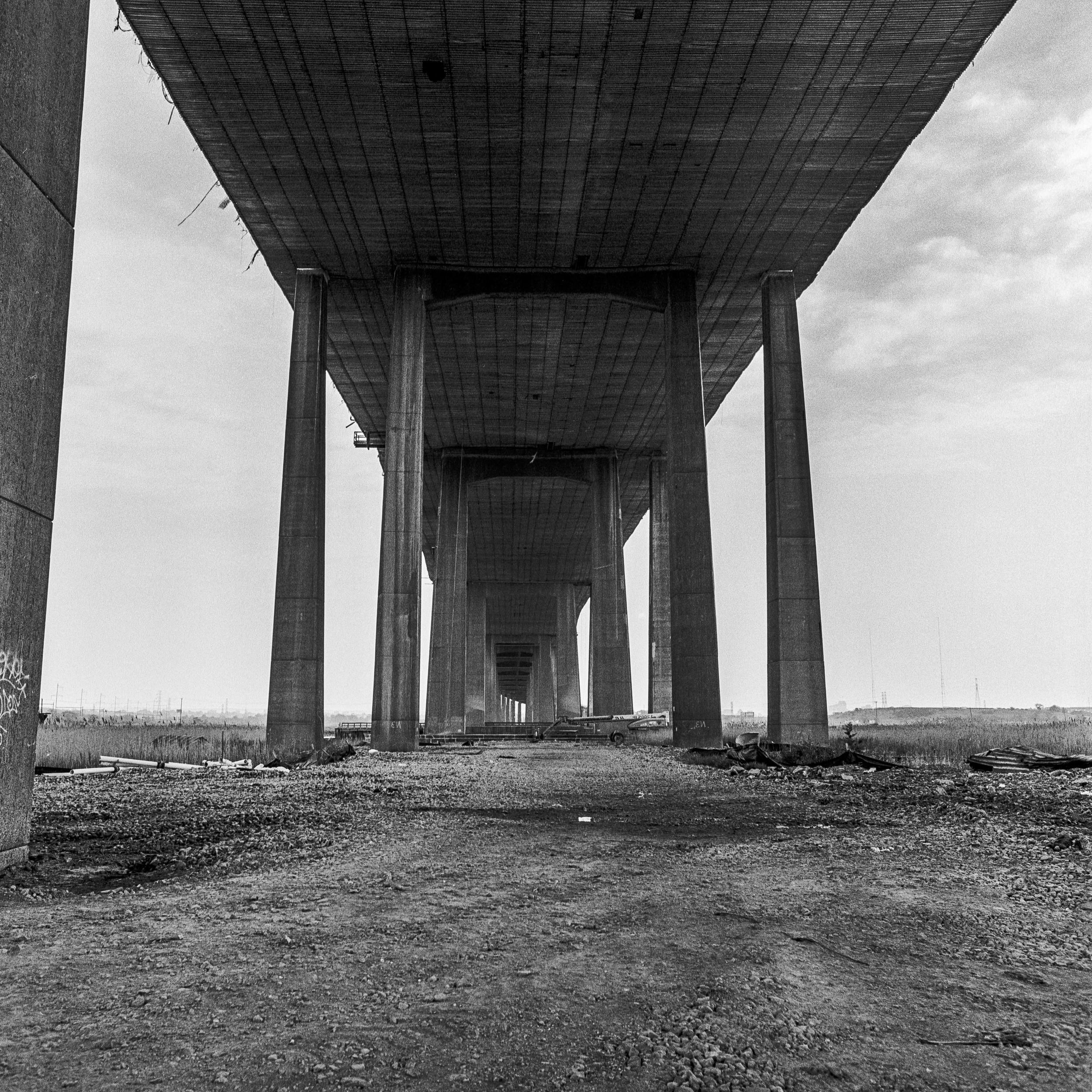 Under the Bridge, Bayonne - 2015