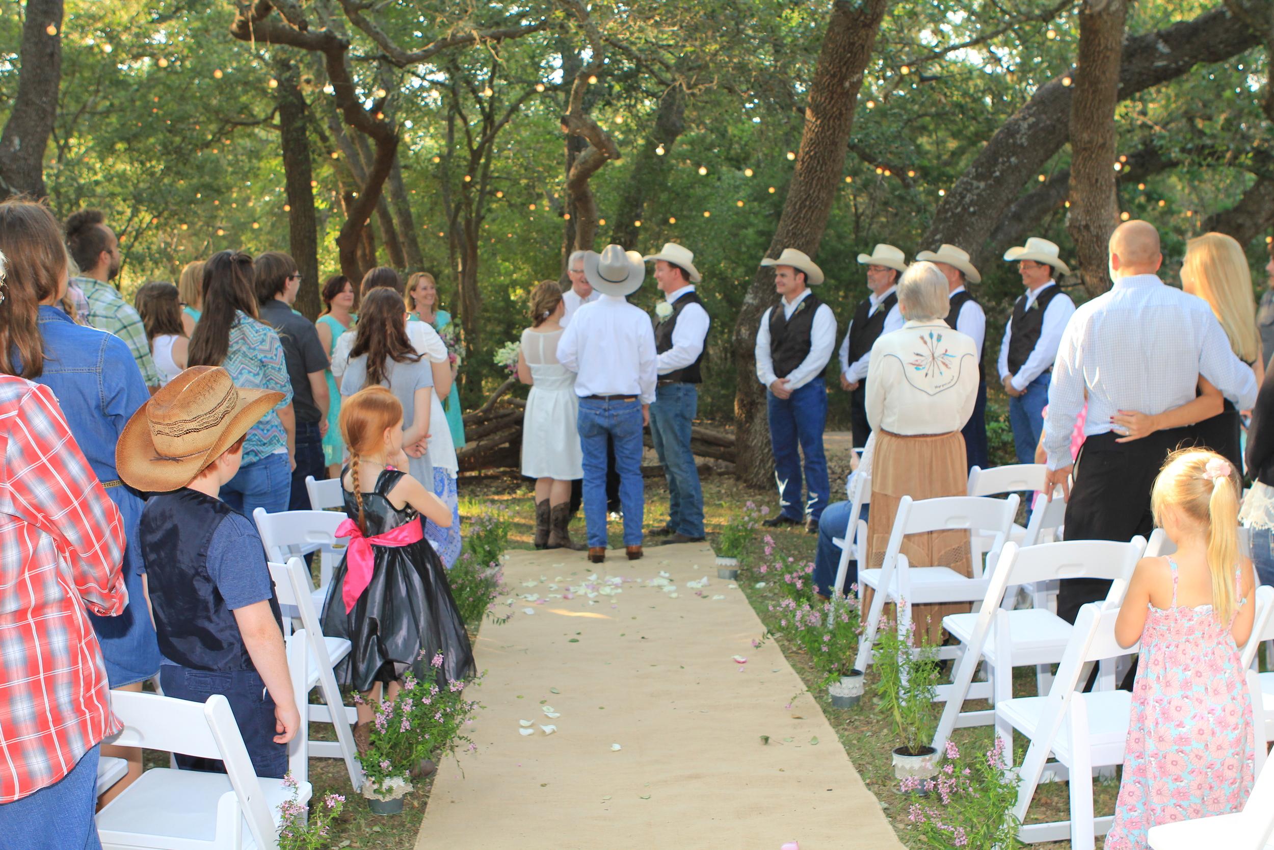 Events by bev Rusic Wedding
