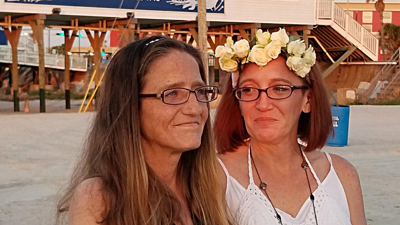LGBT Beach  Sunrise Weddings Events by bev