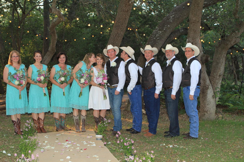 Driftwood TX + Wedding+ Bridal Party funny.jpg