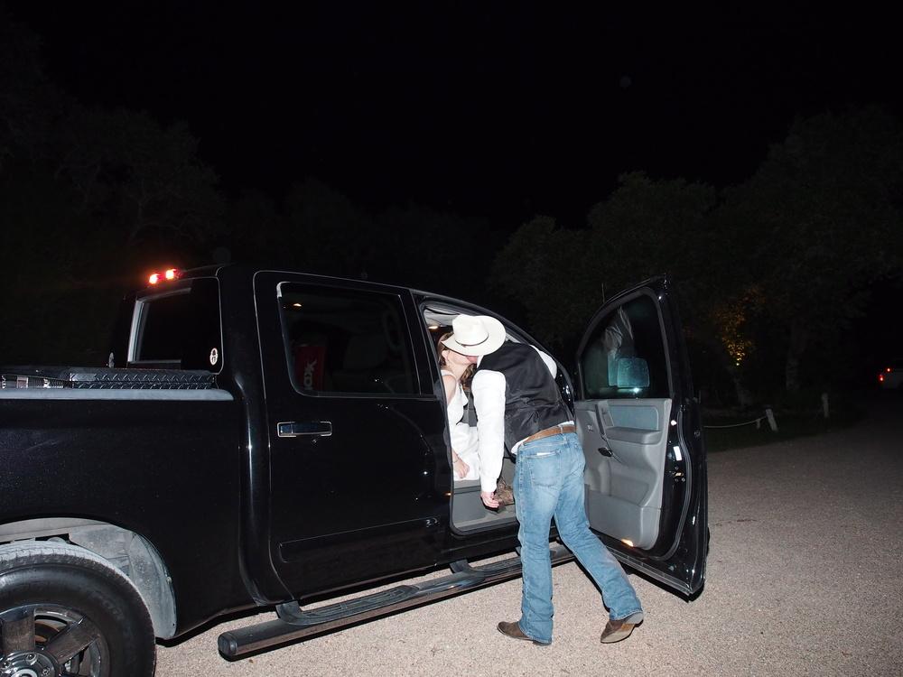 Driftwood TX + Wedding+ One last kiss.jpg