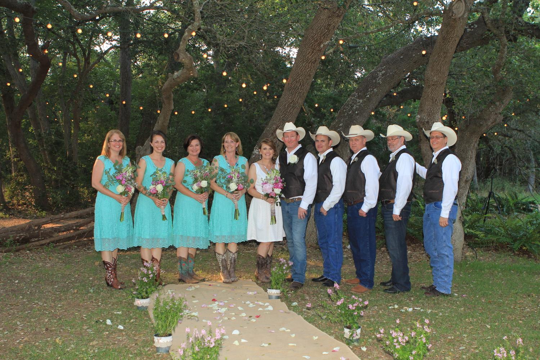 Rustic themed +wedding + Bridal Party.jpg