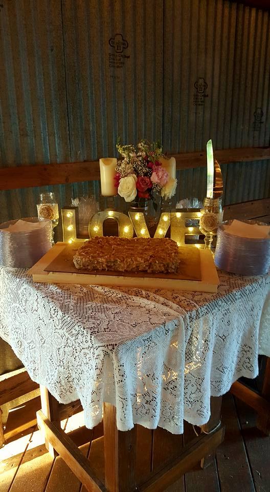 Rustic themed +wedding + Grooms cake.jpg