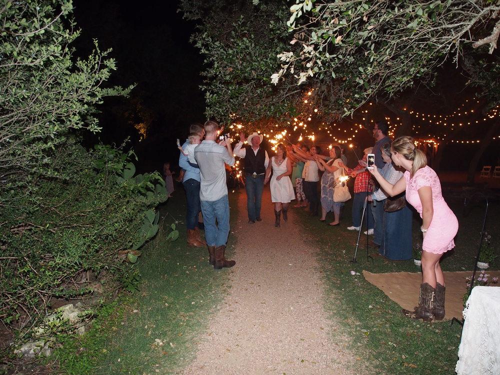 Wildflower Barn + Wedding + Send off.jpg