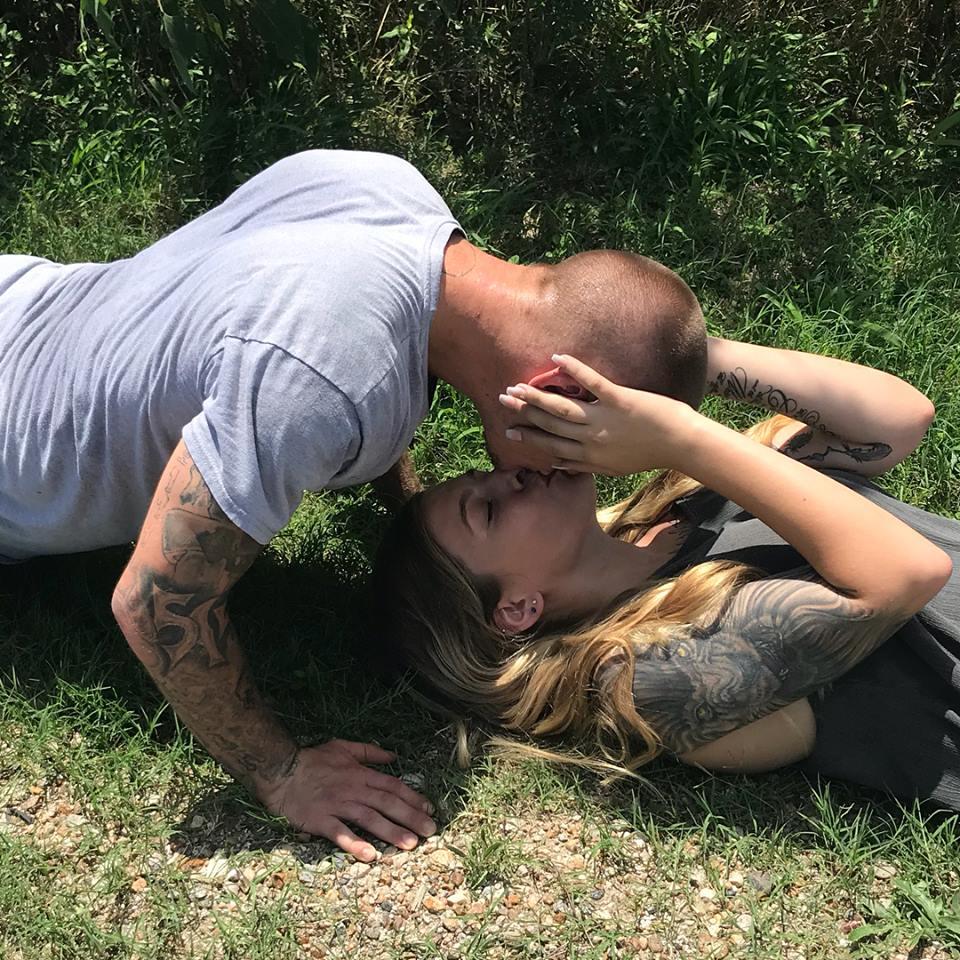 Bailey and Chris . Engagement . Pelican Island..jpg