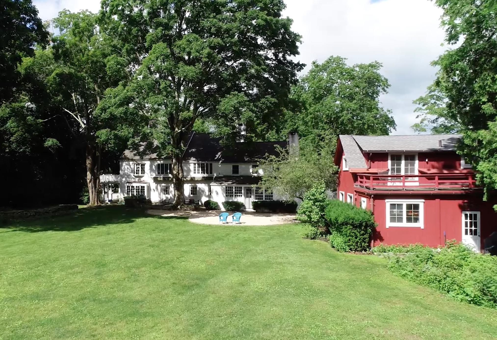 Summer focus on Red cottage.jpg