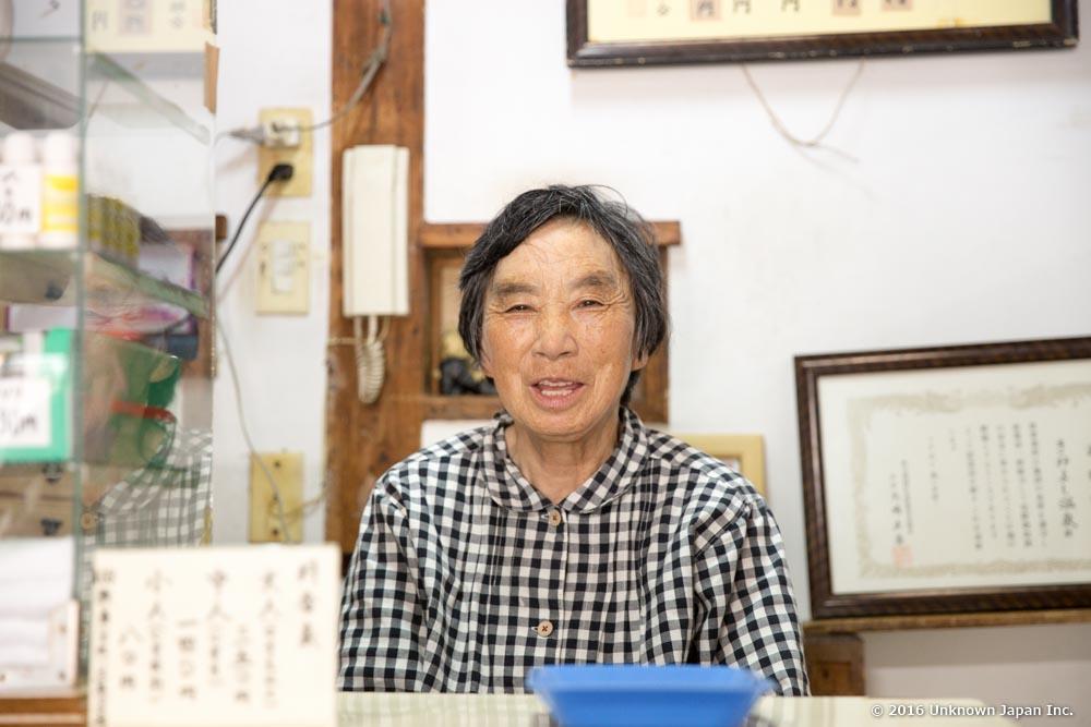 kimiyoshi onsen, reception